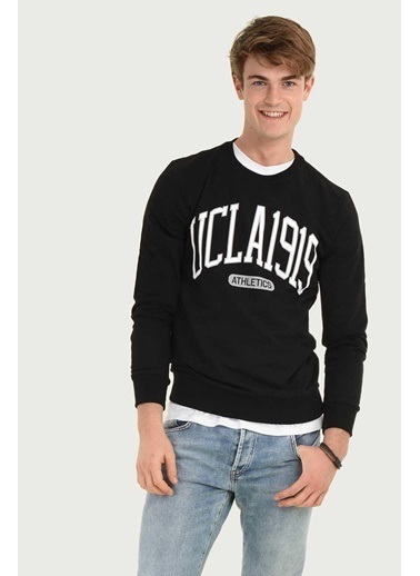 UCLA Sweatshirt Siyah